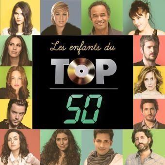 CD original sigilat Les Enfants du Top 50