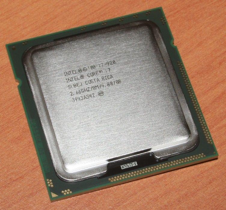 Intel Core i7 - 4 ядрен, s.1366