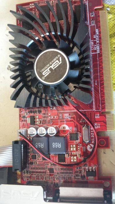 vand placa video ASUS 2GB 128biti DDR3