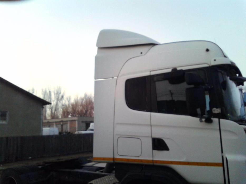 Spoilere Scania model R hainlain