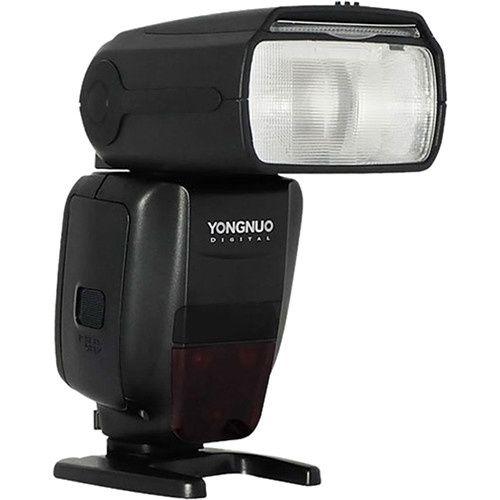Vendo Flash da YONGNUO Speedlite YN600EX-RT II novo para Canon
