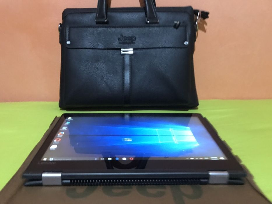 "Lenovo Yoga 510 2in1 Tablet/Laptop/Stand/Tent 14"" IPS 7th Gen TouchScr"