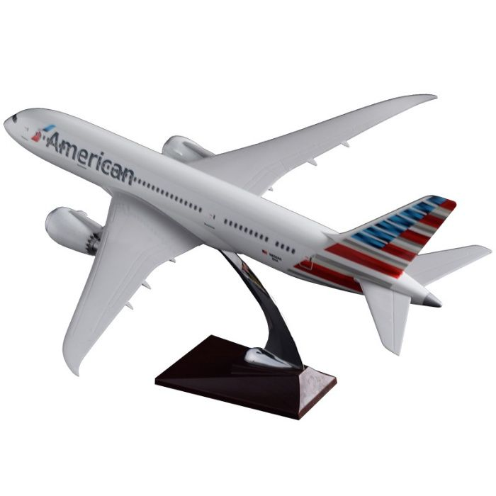 Модель самолетаBoeing 787 Dreamliner American Airlines