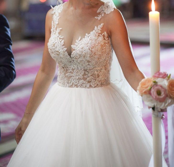 Rochie de Mireasa Millanova 2018 !!!