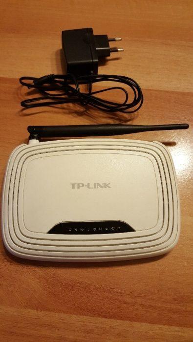 Vand router TP-LINK TL-WR740N 150Mbps