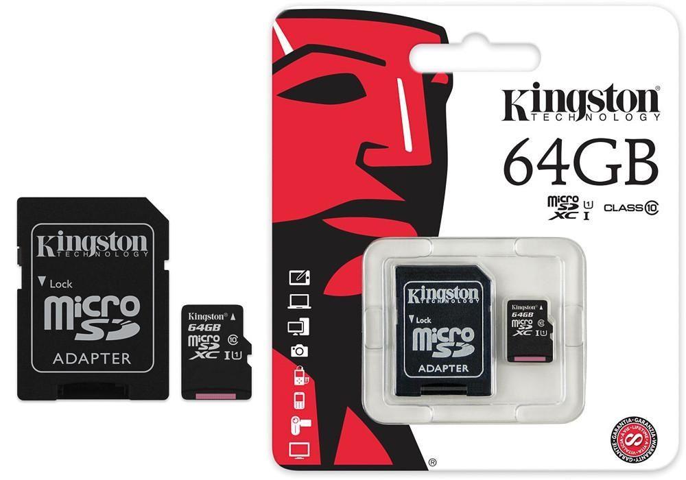 Kingston/Transcend/San Disk Micro SD 64gb Оригинальные 1год гарантии!!
