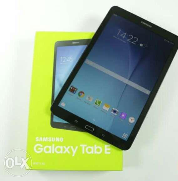 Samsung galaxy tab E 9.6 novo na caixa