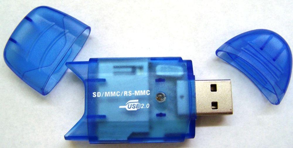 Cititor de carduri SD MicroSD MMC Secure Digital MicroSD Card reader