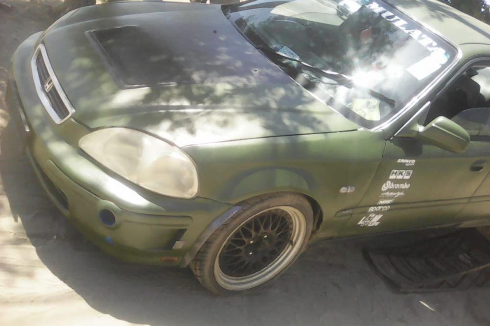 honda civic manual matola motir sport