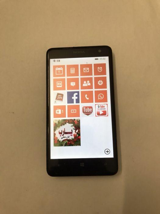 Display touchscreen, placa de baza Lumia 625 modul incarcare