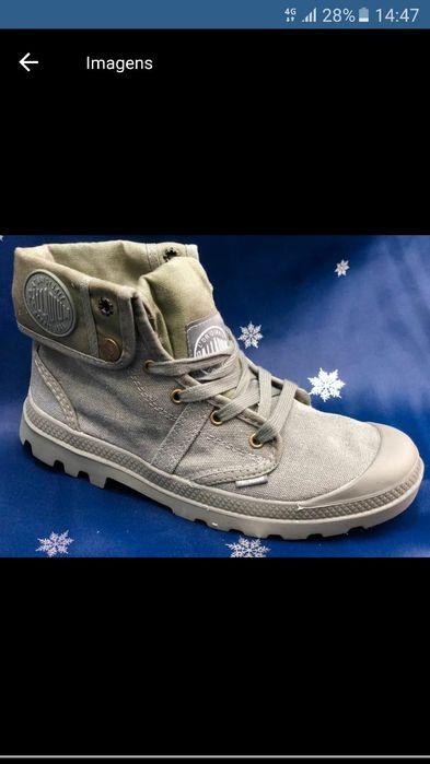 Paladium boots