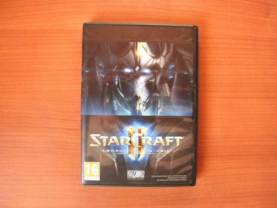 joc PC StarCraft 2 - Legacy of the void pt calculator