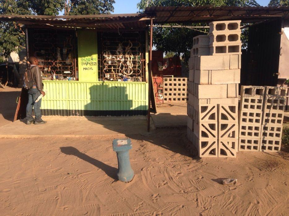 Vendo barraca em Tchumen 2