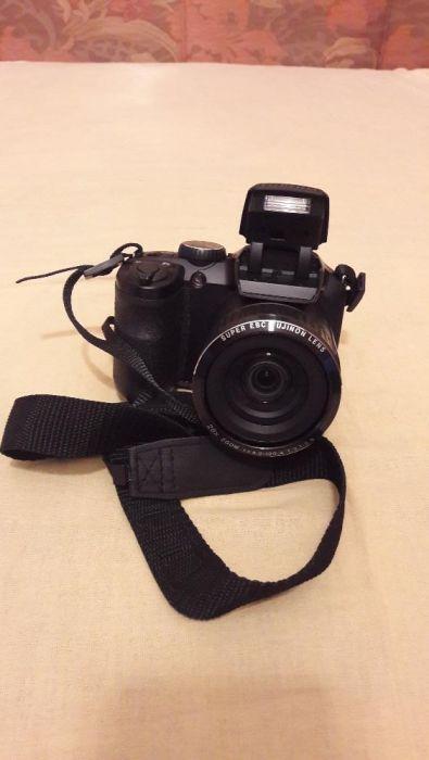 Aparat foto digital Fujifilm FinePix S4700, 16 MP, Black