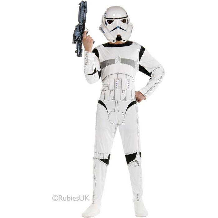 Costum Halloween, Cosplay, Stormtrooper - Star Wars, NOU, adulti, XL