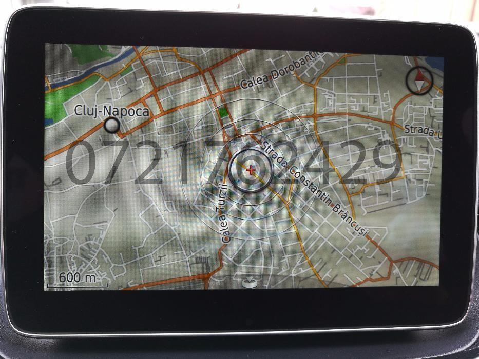 MERCEDES-BENZ CLA GLA GLC GLE Garmin Map Pilot Europa Romania v11 2019