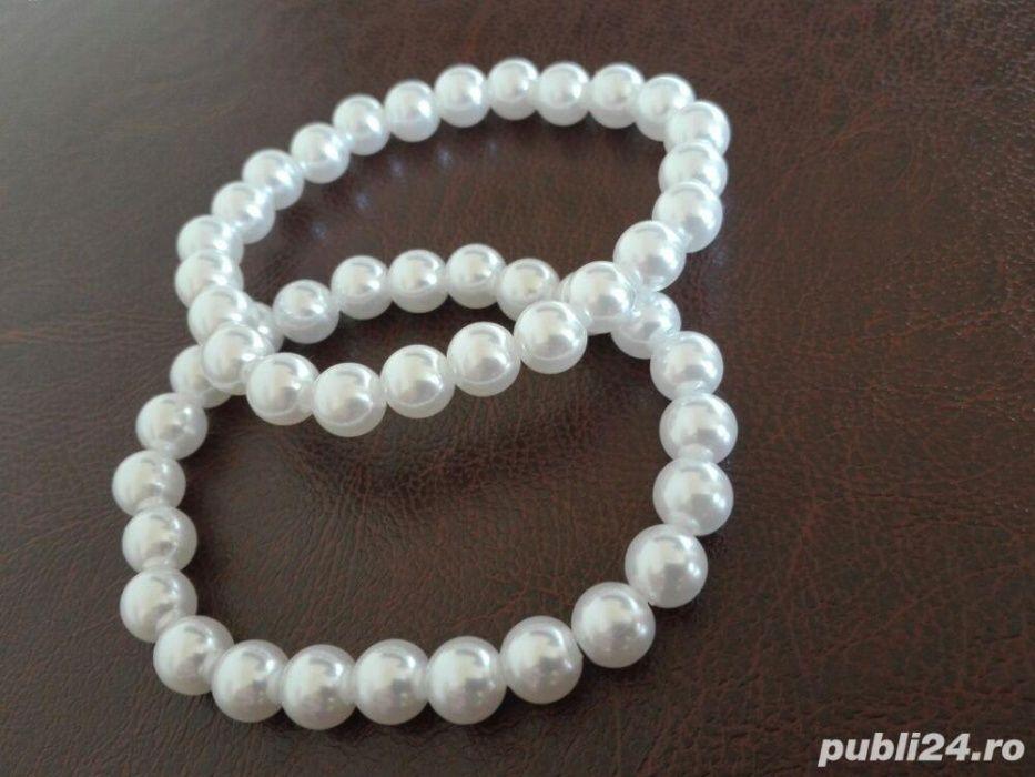Brățări damă imitație perle