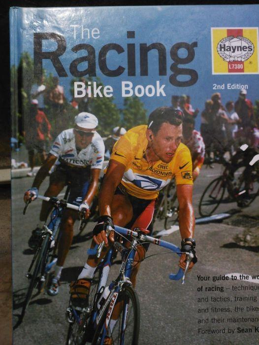 Carte Haynes bicicleta, ciclism de performanta, in limba engleza