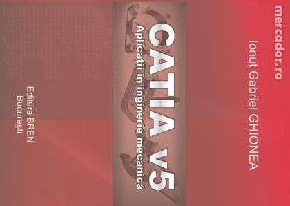 Carti de CATIA, AutoCAD, proiectare asistata