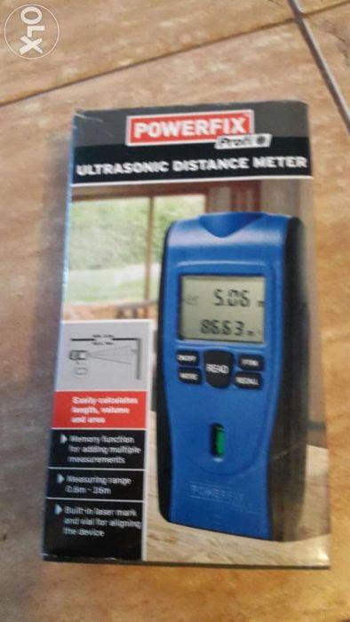 Aparat cu ultrasunete de măsurat distanța