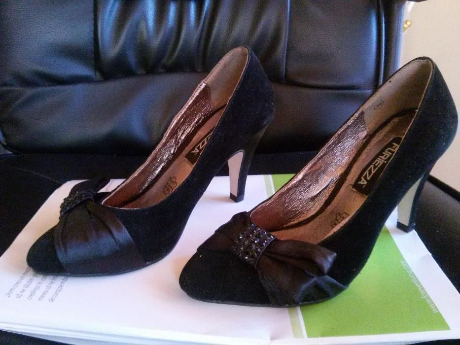 Pantofi ocazie noi - marimea 35