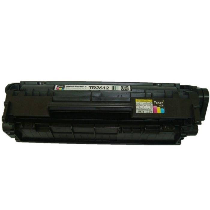 Toner 12A Black Q2612A Compatível