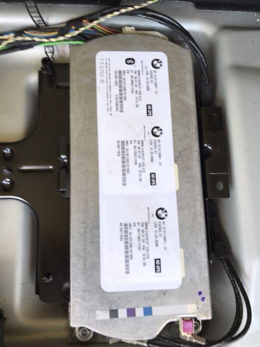 Vând modul bluetooth (mulf) bmw e90/e60
