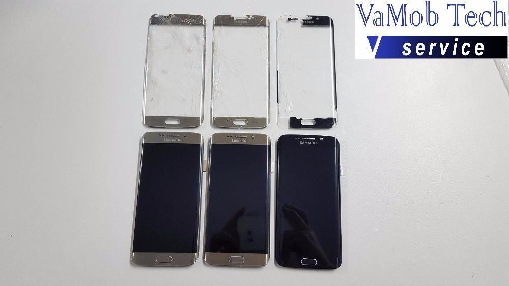 Inlocuire sticla, geam display Samsung Galaxy S7 s8 s9 iphone 5 6 7 Targu-Mures - imagine 5