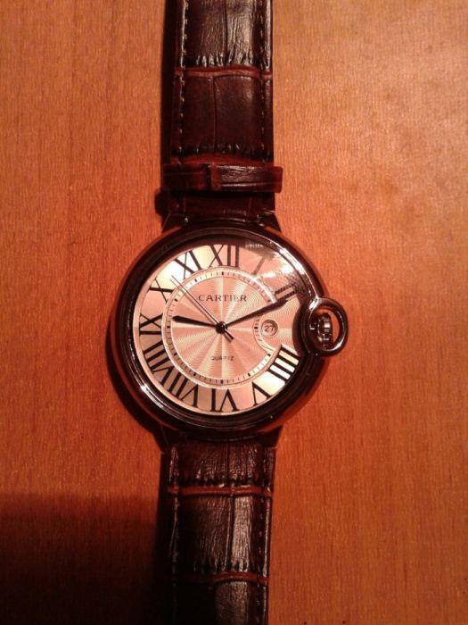 8613560bb3b Relógios originais Cartier