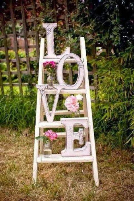 Decoratiuni din lemn pentru nunti, botezuri, evenimente