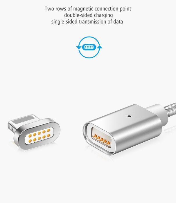 Cablu de date si incarcare Magnetic pentru Iphone - Nou