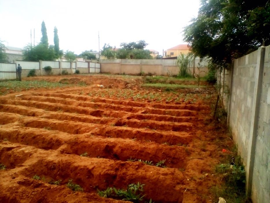 Vendemos Terreno Com 800 m2 Localizado no Kifica