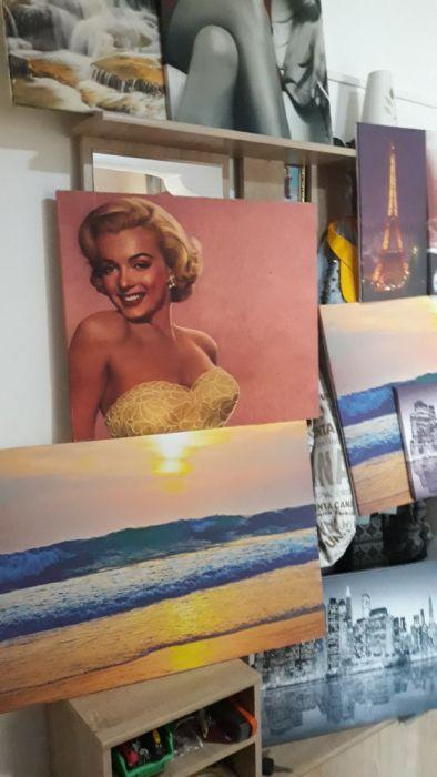 Tablou vintage canvas imprimare personalizare foto tapet epson mutoh