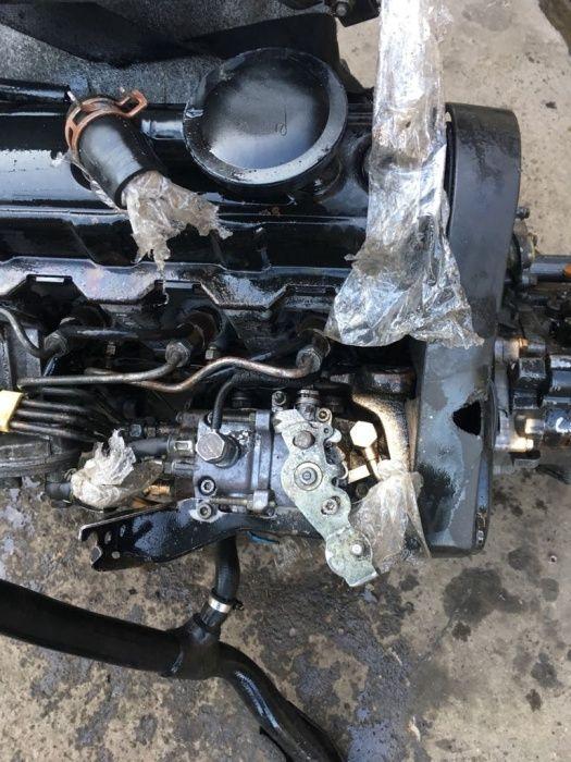 Мотор дизельный на фольксвагениз Германий с гарантией