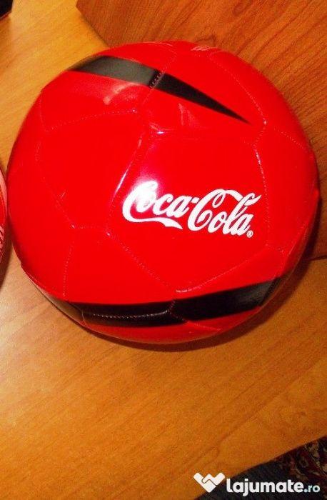 Mingii de colectie Coca-Cola, PEPSI , Minge Vintage portocalie