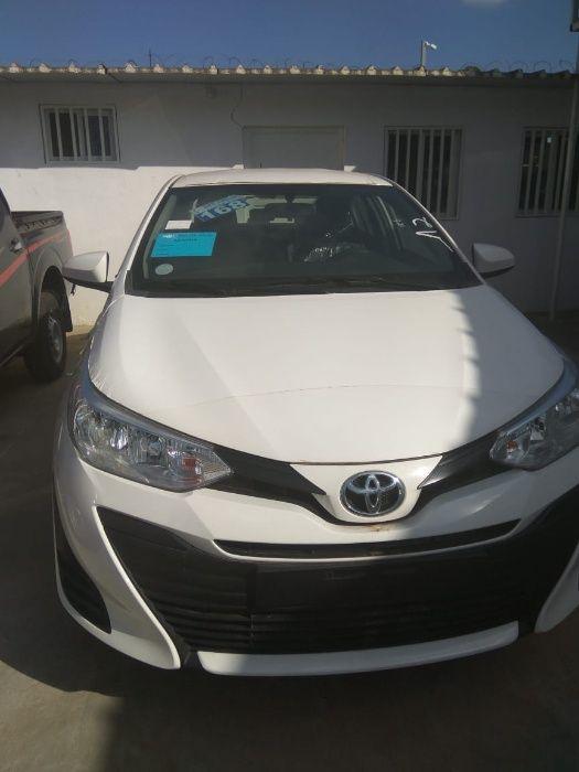 Toyota Yaris Novo 8 Milhões de Kwanzas