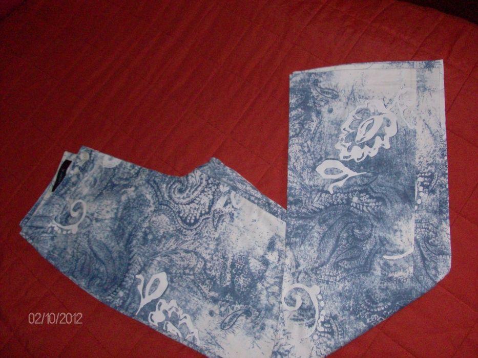 calças estampadas lindas