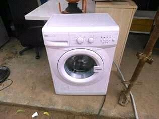 Maquina de lavar nova e cualidade