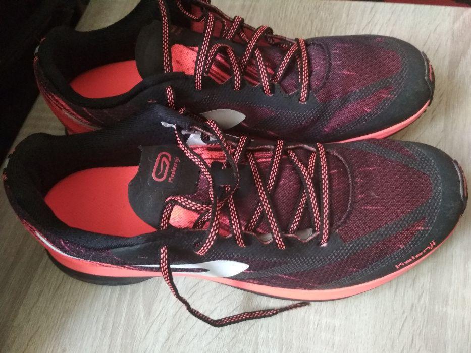 vand adidasi alergare Kiprun Race Negru/Roșu Bărbaţi KALENJI
