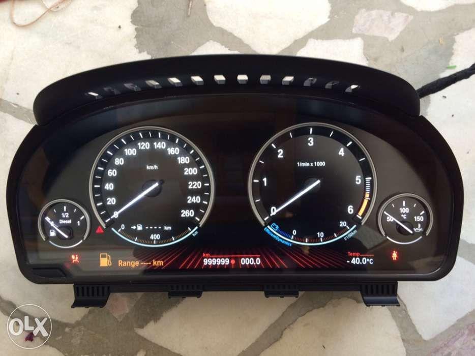 Ceas/instrumente bord BMW F01 F10 F15/16 F25 6WA