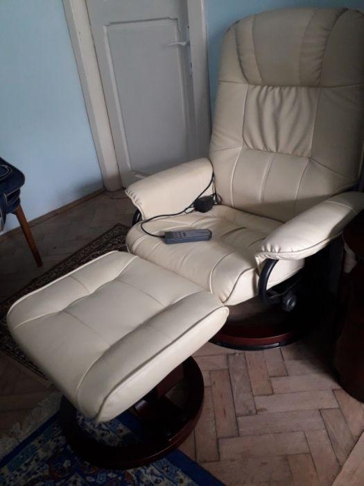 Fotoliu scaun aparat masaj rezonanta MEDI KONIG