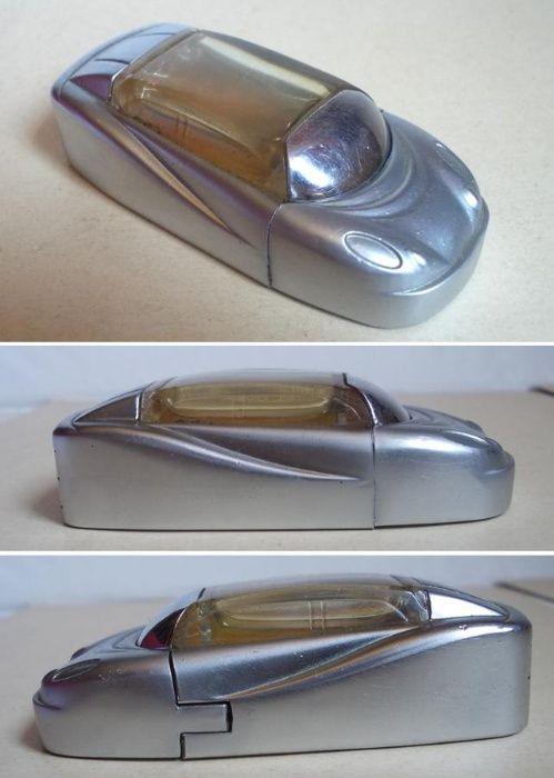 Bricheta sub forma de masina (cu lumini)