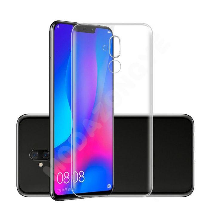 Huawei Mate 20 Lite 20 Pro - Husa Super Slim Transparenta Din Silicon Bucuresti - imagine 1
