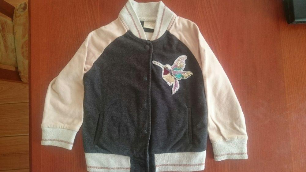 Детско пилотско яке Zara