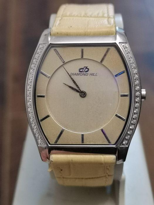 Ceas elvețian - DIAMOND HILL- Sapphire crystal glass - 35*42 mm