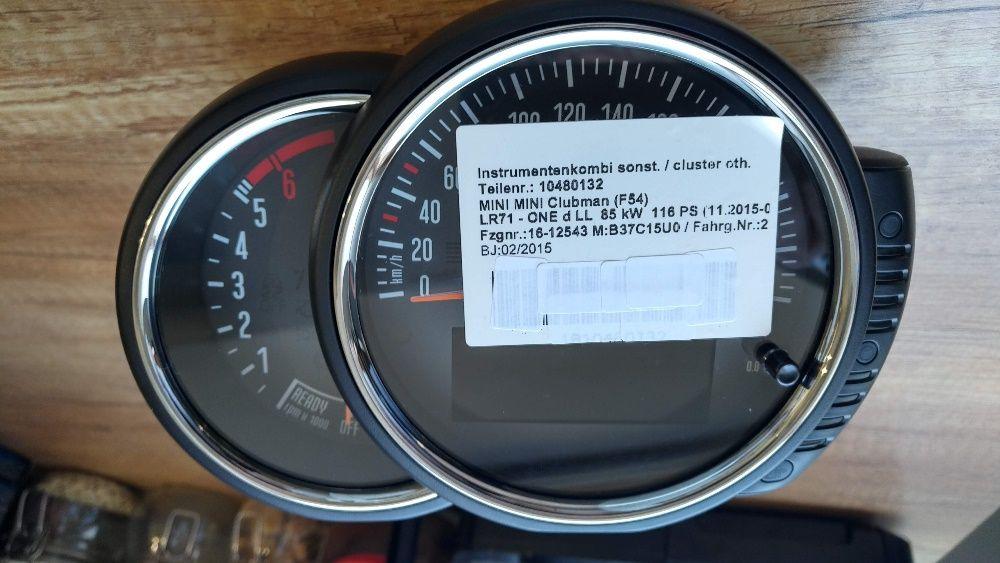 Километраж Mini F54 F55 F56 F57 Diesel