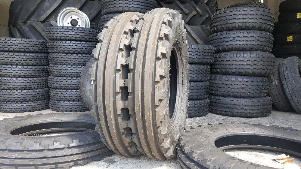 Cauciucuri noi 7.50-16 pentru directie tractor marca BKT sau tractiune