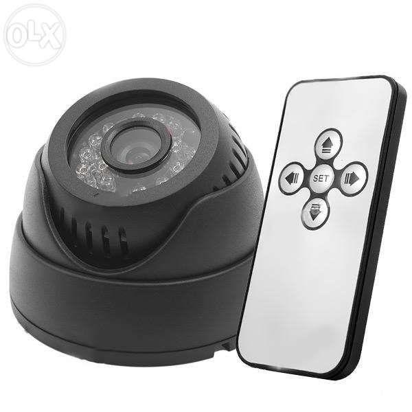 Camera supraveghere inregistrare pe card, Night Vision