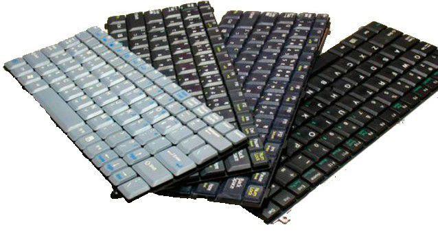 Клавиатуры для ноутбуков Оригинал, скидки, -10%!