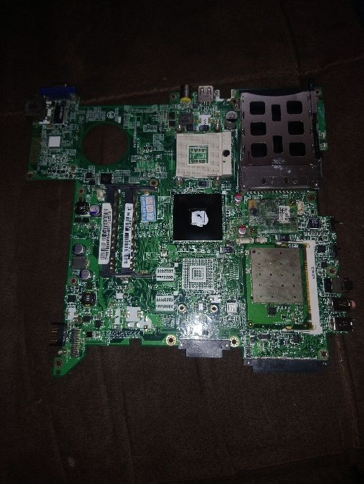 Дънна платка за лаптоп acer travelmete 2480